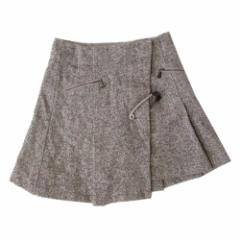 MAX&Co. マックスアンドコー ツイード巻スカート (MAX MARA マックスマーラー) 104856