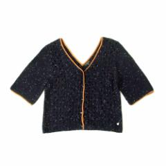 CHARLISE シャーリーズ「S」ドルマンデザインカーディガン (セーター カットソー) 104865