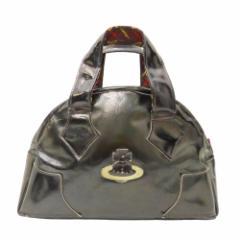難有 [SALE] 90s vintage Vivienne Westwood ヴィヴィアンウエストウッド クラシック オーブ レザー ヤスミンバッグ 105028【中古】