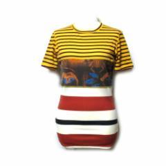 Jean Paul GAULTIER ジャンポールゴルチ 「40」ストレッチデザインTシャツ (半袖 カットソー) 105442