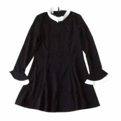 【新品】 Select 韓流 韓国ブランド ゴシックロリータワンピース (ドレス ゴスロリ 黒) 105688