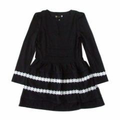 【新品】 HERAMAY 韓流 韓国ブランド ゴシックレースワンピース (黒 ドレス ゴスロリ) 105847
