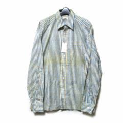 難有 [SALE] DRIES VAN NOTEN ドリスヴァンノッテン「48」ベルギー製 オリエンタルシャツ (長袖 ) 108382