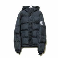 Abercrombie&Fitch  アバクロンビーアンドフィッチ「L」Kempshall Jacket ダウンジャケット (黒 パーカー フード付き) 108384