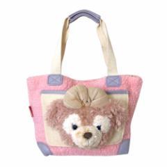 Disney ディズニー シェリーメイ ベアトートバッグ ダッフィー (Duffy ピンク ヌイグルミ 鞄) 108837
