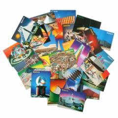 Vintage EXPO70 大阪万博 日本万国博覧会パビリオン ポストカード 32枚セット 108846