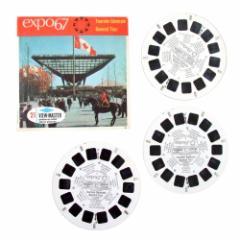 Vintage EXPO67 モントリオール万博 ビユーマスター ジェネラルツアー 108849