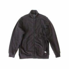 Stussy ステューシー スエットフルジップジャケット (黒 ブラック ) 109046