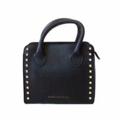 【新品】 MERCURYDUO マーキュリーデュオ スタッズ2wayトートバッグ (黒 鞄 ショルダーバッグ) 109922