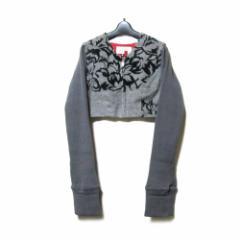 20471120 トゥーオーフォーセブンワンワントゥーオー「♂♀M」フロッキー変形デザインジャケット (トライベンティ ウルトラ) 110248