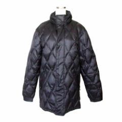 MALE&Co メール&コー ポーランドダウンジャケット (黒 ブルゾン コート TAKA-Q タカキュー) 110701