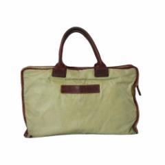 難有 [SALE] Felisi フェリージ イタリア製 定番 ナイロン×レザー ブリーフケースバッグ (ビジネス 鞄 ファクトリーブランド) 112224