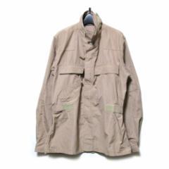 USA military 米軍「M」デザートBDUジャケット (サンド ベージュ コンバット 実物 アーミー ミリタリー ブルゾン) 113022【中古】