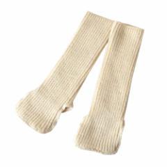 美品 Wristlet wool  リストレット ウール ハンドウォーマー (手袋 グローブ) 113229