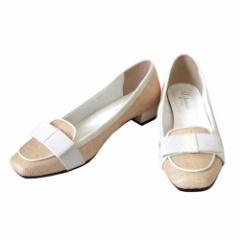 【新品】 artemis by DIANA アルテミス バイ ダイアナ ナチュラルパンプス (日本製 Made in Japan 靴 未使用 シューズ) 113246