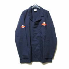 美品 Royal mail England ロイヤルメール 英国ポストマンジャケット (イギリス 郵便局 王室 実物) 113282
