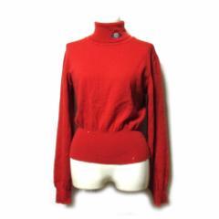 難有 [SALE] Vivienne Westwood GOLD LABEL ヴィヴィアンウエストウッド 「S」イタリア製 ワンオーブハイネックニットセーター 113286