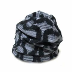 美品 Vivienne Westwood MAN ヴィヴィアンウエストウッド マン イタリア製 スクイーグルニットキャップ (黒 帽子 スクイグル) 114259