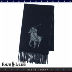 Ralph Lauren ラルフローレン マフラー ウール ポロラルフローレン POLO RALPH LAUREN メンズ レディース ビッグポニー