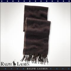 Ralph Lauren ラルフローレン マフラー ウール 千鳥格子 ポロラルフローレン POLO RALPH LAUREN メンズ レディース ポニー