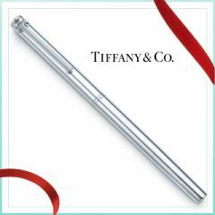 TIFFANY ティファニー クラシック ティファニー T クリップ ローラー ボールペン ギフト ブランド