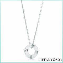 ティファニー ネックレス Tiffany&Co. ネックレス アトラス ペンダント Atlas Pierced Pendant