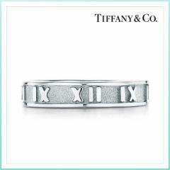 【TIFFANY&CO】【TIFFANY】ティファニー アトラス ナロー バンド リング