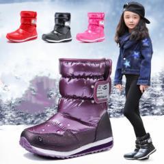ジュニアスノーブ キッズスノーブーツ キッズレインブーツ 子供用 キッズ長靴 ブーツ 女の子 ジュニア キッズ レインブーツ子供 子供