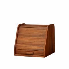 ブレッドケース 卓上収納 天然木 CALMA 幅30cm ( 食パンケース )