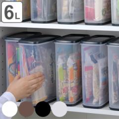 保存容器 乾物ストッカー 6L 乾燥剤付き ( 6リットル )