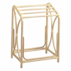 籐 タオル掛け タオルハンガー ラタン製 幅40cm ( ハンガー タオルラック )