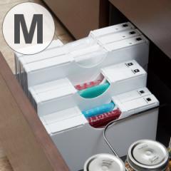 ゴミ袋ストッカー ゴミ袋&保存袋用ホルダー M マグネットシート付き