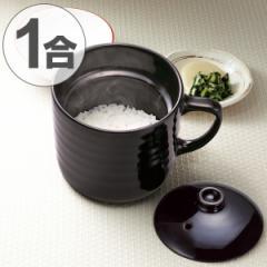 レンジ調理器 電子レンジ専用 極み炊飯マグ 1合