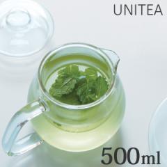 ジャグ UNITEA ユニティ S 500ml ガラス