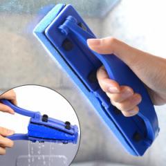 スポンジの水を簡単にしぼれるワイパー らくーに絞れる ぐんぐん吸水スポンジワイパー