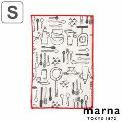MARNA マーナ さらっと水きりディッシュマット S カトラリー 21×32cm