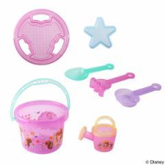 お砂場セット 水遊び バケツセット ちいさなプリンセスソフィア おもちゃ