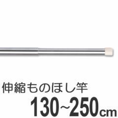 物干し竿 きらきらポール ミニ伸縮竿 1.3〜2.5m