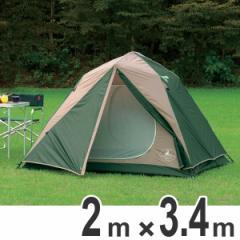 テント CS クイックドーム200 UVカット 2〜3人用 キャリーバッグ付 ( レジャー )