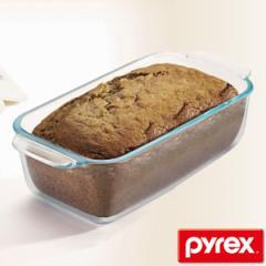 パウンドケーキ型 26cm 強化ガラス パイレックス Pyrex オーブンウェア 皿 食器