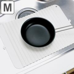 シンクマット シェリー 立てて乾かせるシンクマット M シリコン製