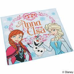 (キャラアウトレット)ランチクロス ナフキン アナと雪の女王 子供用 キャラクター