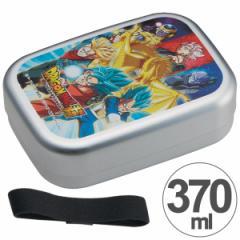 お弁当箱 アルミ製 ドラゴンボール超 370ml 子供用 キャラクター ( ドラゴンボール )
