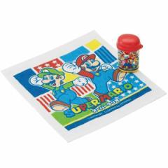 おしぼりセット スーパーマリオ 子供用 キャラクター