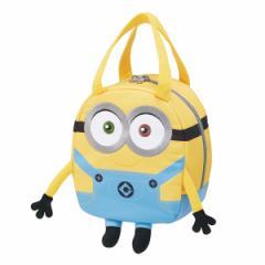 ダイカットバッグ 怪盗グルー ミニオンズ スエット素材 バッグ かばん キャラクター ( 子供用カバン 子供 スウェット素材 鞄 ミニオン