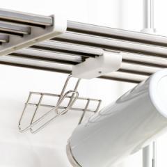 水切り棚用 ボトルホルダー マグボトルキャッチ ステンレス製