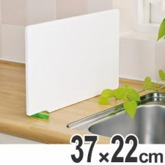 まな板 スタンド付 耐熱抗菌まな板 プラスチック L 日本製