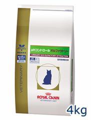 【C】ロイヤルカナン 猫用 pHコントロール オルファクトリー 4kg 療法食