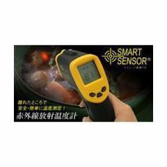 赤外線放射温度計 離れたところで安全・簡単に温度測定