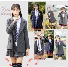 入学式 スーツ 卒業式服 女の子 学生 高校生スー...